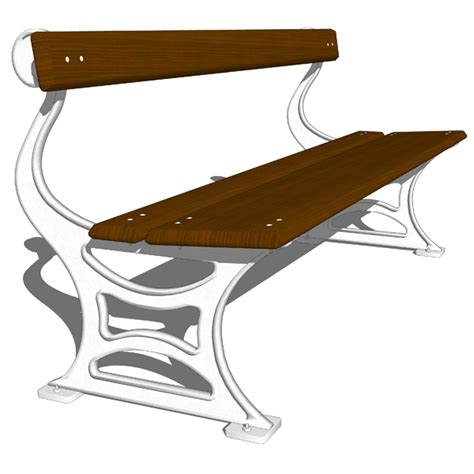 benches for bedroom cast iron benches 521 and 522 3d model formfonts 3d 10816