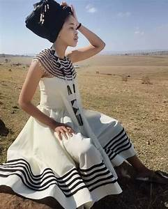 Xhosa dress design Poontoe