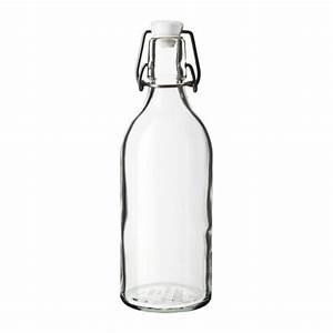Bouteille En Verre Ikea : korken flasche mit verschluss ikea ~ Teatrodelosmanantiales.com Idées de Décoration