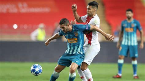 Hasil Atletico vs AS Monaco di Liga Champions: Skor 2-1