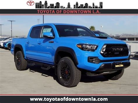 toyota tacoma paint colors