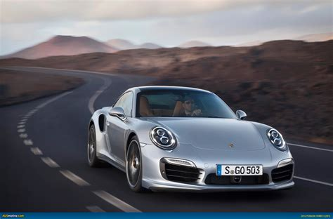 Ausmotivecom » 2013 Porsche 911 Turbo Revealed