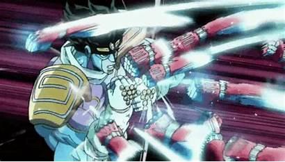 Platinum Jojo Bizarre Adventure Anime Animated Animation