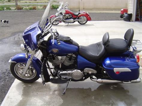 2004 Victory Touring Cruiser Motorcycle For Sale On 2040-motos