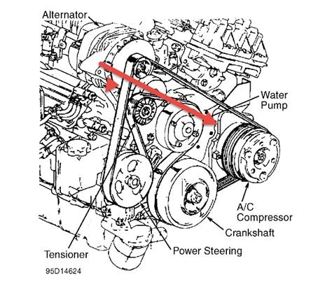 Buick Lesabre Belt Tensioner Assembly Hello Can You