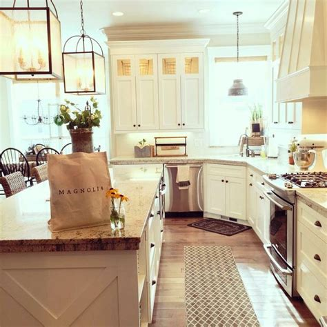 Kitchen Shelves Decorating Ideas - 25 awesome farmhouse kitchen design and ideas to try instaloverz
