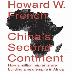 China's Second Continent - Audiobook | Listen Instantly!