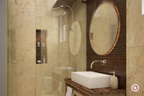 Modern Bathroom Design In India by 5 Superb Small Bathroom Designs For Indian Homes