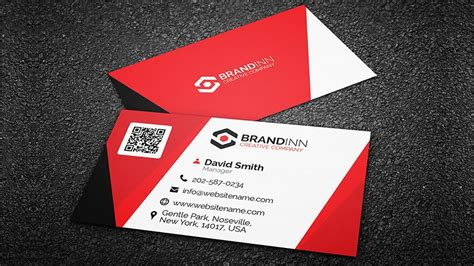 Creating A Corporate Business Card Design Using Guidelines Business Card Templates Themeforest Sizes Us Cards Word 2007 Free Website Size Shapes Format 2010 Resume Template