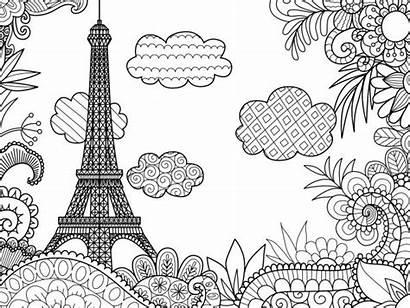 Coloriage Imprimer Monde Beau Monuments Paris Coloriages