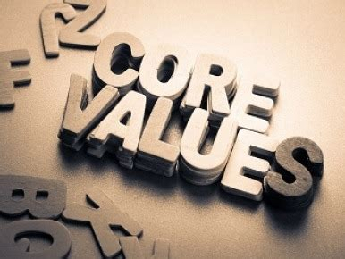 reaffirming  core values post election american