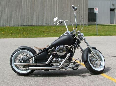 Kawasaki Vulcan 2000 Bobber Motorcycle