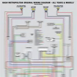 Austin Healey Wiring Diagram