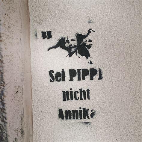 Sei Pippi Nicht Annika Poster by Annika Och Den 228 Ldre Brodern Signum