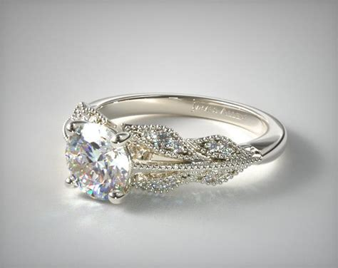 Antique Engagement Rings And Wediing Rings Vintage Wedding