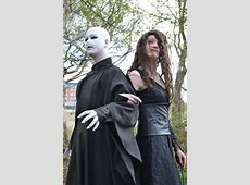 Cosplay Island View Costume Hawkeye Bellatrix Lestrange