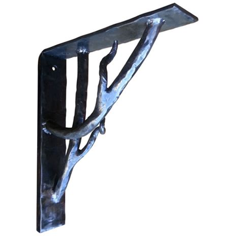 Custom Corbels by Iron Accents Custom Hammered Limb Corbel 2 Quot 197 Cbra007