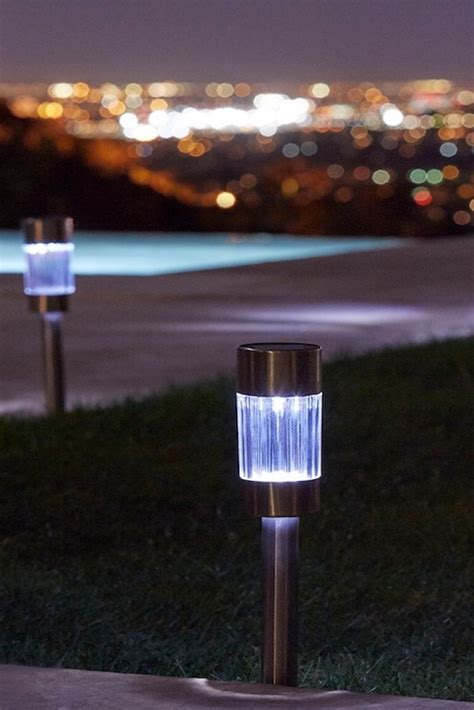 How To Use Solar Lights To Brighten Your Garden