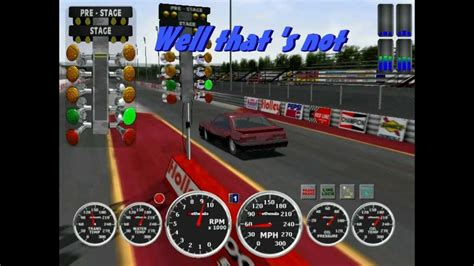Ihra Drag Racing Game For The Pc