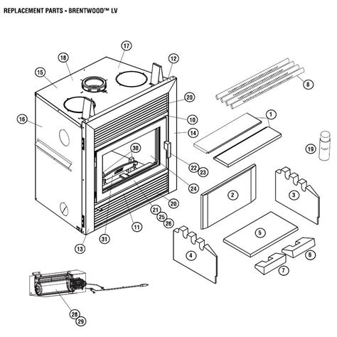 lennox gas fireplace parts lennox fireplace parts lsm40mn h2213 lsm40mp h2214 lsm40en