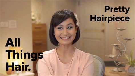 cara menggunakan aksesoris rambut untuk rambut pendek by january