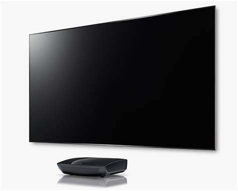 HandsOn With LG's 100Inch Laser TV WIRED