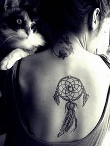 Tatouage Attrape Reve : tatouage dreamcatcher attrape r ves 20 inkage ~ Carolinahurricanesstore.com Idées de Décoration
