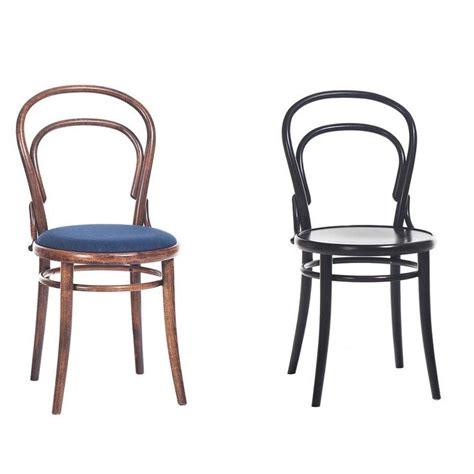 la chaise n 176 14 de thonet la c 233 l 232 bre chaise bistrot 4 pieds tables chaises et tabourets