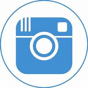 instagram-circle-icon - Sirena Technologies