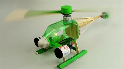 How To Make Homemade Helicopter  Ghar Par Helicopter Toy