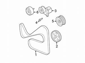 Ford Escape Serpentine Belt