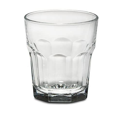 rock glasses barware libbey 174 gibraltar 12 oz on the rocks glass bed bath