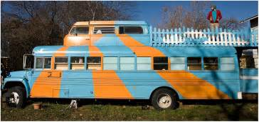 Walmart Camping Shower by A Home On Wheels 15 Converted Buses We Love