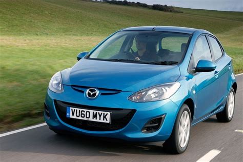 mazda   car review honest john