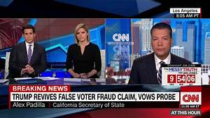 California official: Voter fraud claims 'dangerous ...