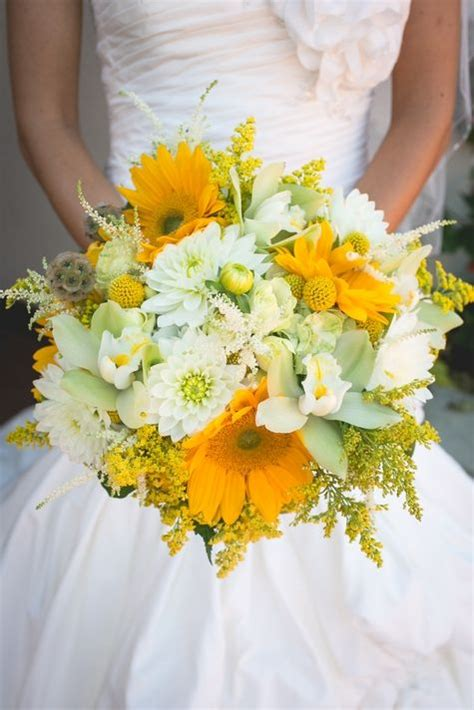300 Best Images About Sunflower Weddings On Pinterest