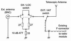 The Morphy Modified Antenna Switching Circuit Diagram
