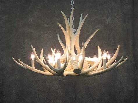 12 inspirations of antler chandeliers