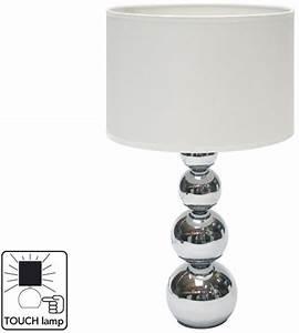 Nachttischleuchte Touch Funktion : tischleuchte touch funktion b rozubeh r ~ Orissabook.com Haus und Dekorationen
