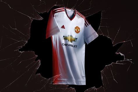 adidas Unveils Manchester United's 2015/16 Away Kit ...