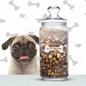Hunde Größe Berechnen : leckerlies f r hunde personalisiertes vorratsglas mit gravur ~ Themetempest.com Abrechnung