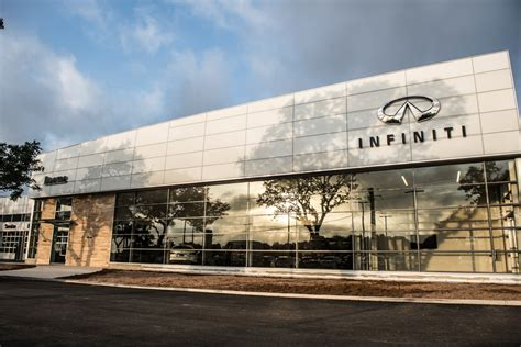Boerne Infiniti Dealership