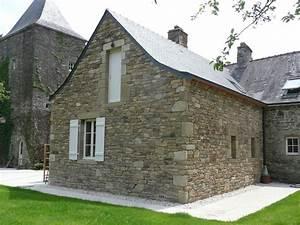 Photos Agrandissement Maison : extension agrandissement maison bretagne morbihan ~ Melissatoandfro.com Idées de Décoration