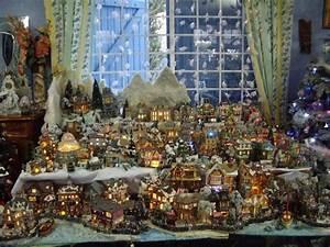 Village De Noel Miniature : decoration de noel lemax ~ Teatrodelosmanantiales.com Idées de Décoration
