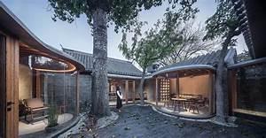 Qishe, Courtyard, Archstudio
