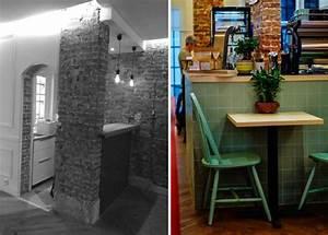 Amnagement D39un Coffee Shop Photos Avant Aprs D39un