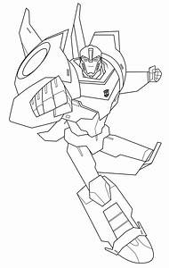 Bumblebee In Transformers  Robots In Disguise Coloring