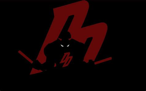 Daredevil Season 2 Wallpaper Daredevil Logo Wallpaper Wallpapersafari