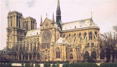notre dame soul medieval paris november