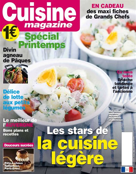 cuisine gourmande magazine cuisine magazine n 05 lafont kiosque